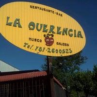 Photo taken at La Querencia by Kiomarys C. on 3/2/2012