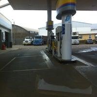 Photo taken at Posto Serrano Ipiranga by Alexandre N. on 3/12/2012