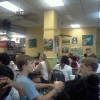 Photo taken at Carolina Cafe by Mandie C. on 7/16/2012