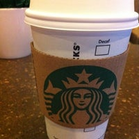 Photo taken at Starbucks by Kimberly S. on 3/18/2012