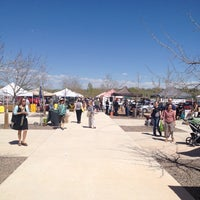 Photo taken at Longmont Farmers' Market by Phil G. on 4/21/2012