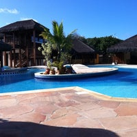 Photo taken at Costa Brasilis Resort by Maíra B. on 8/16/2012