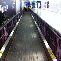 Photo taken at Terminal 1 by Abdulrahman A. on 4/14/2012