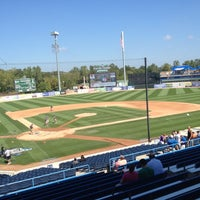 Photo taken at Fifth Third Ballpark by Keith W. on 9/3/2012