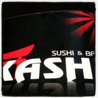Photo taken at Kashi Sushi & Bar by Talk2Erick E. on 6/18/2012