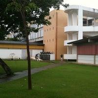 Photo taken at Universidade Vale do Rio Doce (UNIVALE) by Rhuodger K. on 12/1/2011