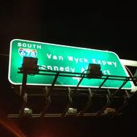 Photo taken at Van Wyck Expressway (I-678) by Omar on 12/2/2011