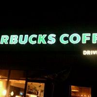Photo taken at Starbucks by Richard F. on 4/19/2011