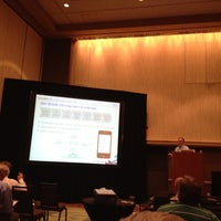 Photo taken at IBM Innovate - Rational Software Conference by Tiffany W. on 6/3/2012