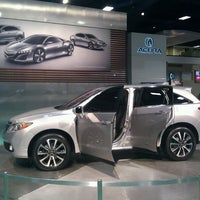 Photo taken at Washington D.C. Auto Show by Chevy Chase Acura on 1/30/2012