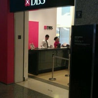 Photo taken at DBS Suntec City Branch by Dmitry K. on 9/21/2011