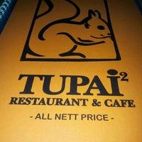 Photo taken at Restoran Tupai-Tupai by Farhan F. on 3/25/2012