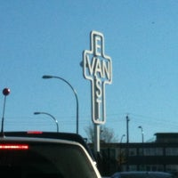 Photo taken at Monument to East Vancouver by Alex M. on 4/13/2012