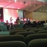 Photo taken at Empowerment Temple by Darnyle W. on 8/16/2012