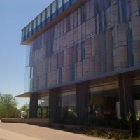 Photo taken at The Biodesign Institute by Justin T. on 5/21/2012
