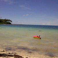 Photo taken at Pantai Walo by Patria P. on 4/22/2012
