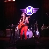 Photo taken at Motorco Music Hall by Warren M. on 4/21/2012