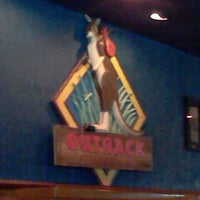 Photo taken at Outback Steakhouse by Kari S. on 3/24/2012