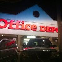 Photo taken at Office Depot by José F. on 1/11/2012
