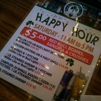 Photo taken at Claddagh Pub by Jessica D. on 11/12/2011