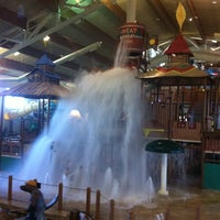 Photo taken at Great Wolf Lodge by Ron C. on 3/24/2011