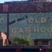 Photo taken at Don Hall's Old Gas House Restaurant by Scott H. on 11/17/2011