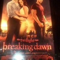 Photo taken at AMC Starplex Cinemas Galaxy 16 by Christina B. on 11/19/2011
