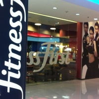 Photo taken at Fitness First by Piak P. on 2/19/2012