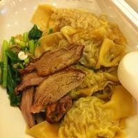 Photo taken at Hongkong Noodle by Pekky W. on 5/26/2012