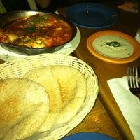 Photo taken at Hummus Place by usmason on 3/31/2012