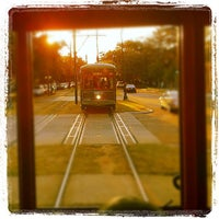 Photo taken at St. Charles Streetcar by Scott C. on 10/13/2011