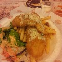 Photo taken at The Manhattan Fish Market by Joyce L. on 4/3/2012