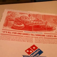 Photo taken at Domino's Pizza by Iván A. on 8/17/2011