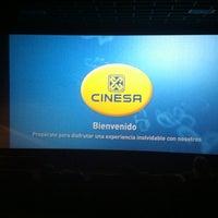 Photo taken at Cinesa Heron City by Seoito Antonio G. on 10/31/2011