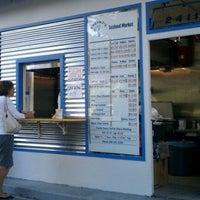 Photo taken at Freshy's Seafood Market by Dan on 7/3/2011