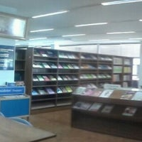 Photo taken at Satang Library by Duangporn P. on 1/21/2012