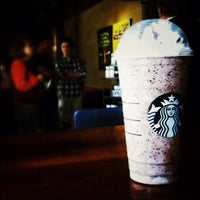 Photo taken at Starbucks by Lex A. on 3/13/2012