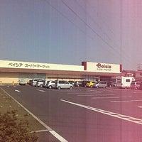 Photo taken at ベイシアスーパーマーケット 流山駒木店 by 博文 渡. on 4/24/2012