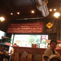 Photo taken at Mr. Bartley's Burger Cottage by Jobert *. on 7/27/2012