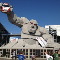 Photo taken at Dover International Speedway by Brian F. on 6/3/2012