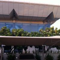 Photo taken at Emirates Post Office مكتب بريد الإمارات by Savio D. on 9/3/2011