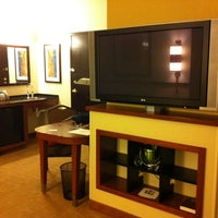 Photo taken at Hyatt Place Atlanta Airport-South by Amy W. on 8/2/2011