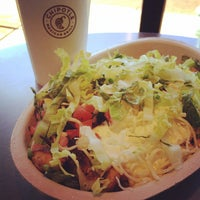 Photo taken at Chipotle Mexican Grill by Brian H. on 1/31/2012