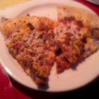 Photo taken at Blue Moon Pizza by Jazzy Heathen on 2/3/2012