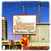 Photo taken at El Grullense Drive Thru (San Jose) by Hiver v. on 9/7/2012