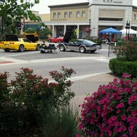 Photo taken at Hamilton Town Center by Matt J. on 8/4/2012