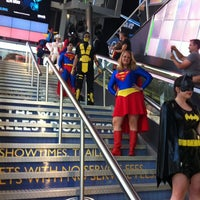 Photo taken at Scotiabank Theatre by TIFF on 9/10/2011