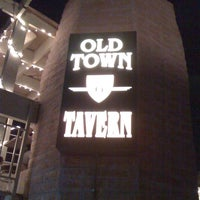 Photo taken at Old Town Tavern by Bill M. on 8/27/2011