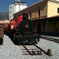 Photo taken at Estación de Tren Chimbacalle by David G. on 11/21/2011