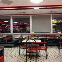 Photo taken at Steak 'n Shake by Ashley W. on 12/10/2011